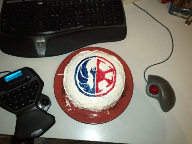 Star Wars the Old Republic Birthday Cake by TaraSeanan on ...