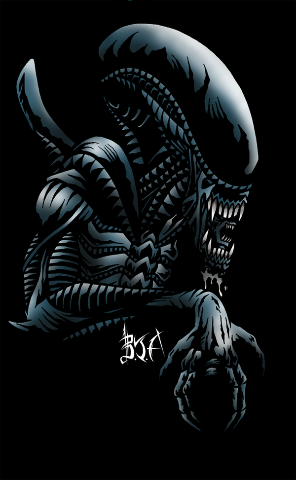 2020 Other | Images: Xenomorph Types