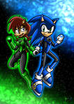 GL Sally and BL Sonic