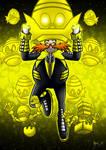 Sinestro Corps Dr Eggman