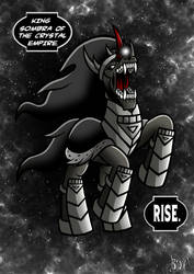 Black Lantern King Sombra by Berty-J-A