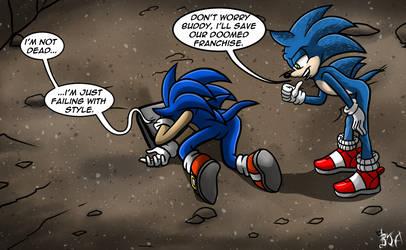 Sonic's failtality