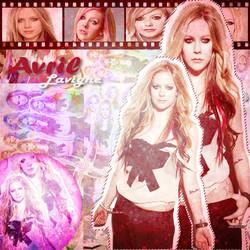 Avril Lavigne Blend Edit