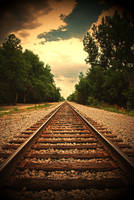 On the Tracks by amphetamine-ashley