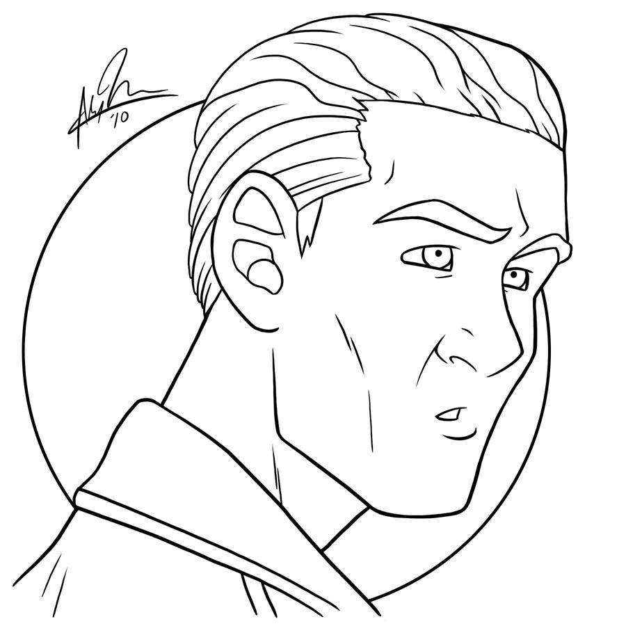 Bust list spike by darkeblue on deviantart for Buffy coloring pages