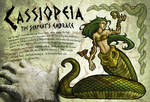 Cassiopeia: The Serpent's Embrace