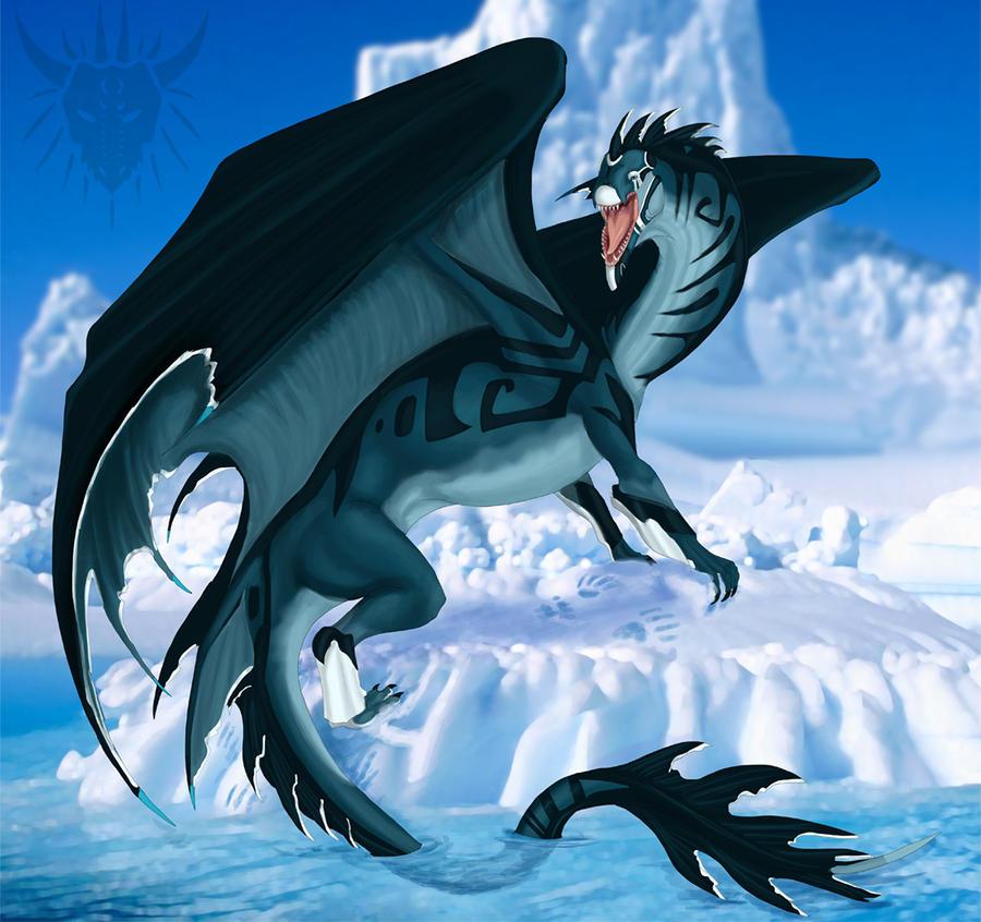 Frozen World -trade- by Galidor-Dragon
