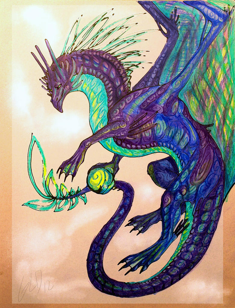 Magic by Galidor-Dragon