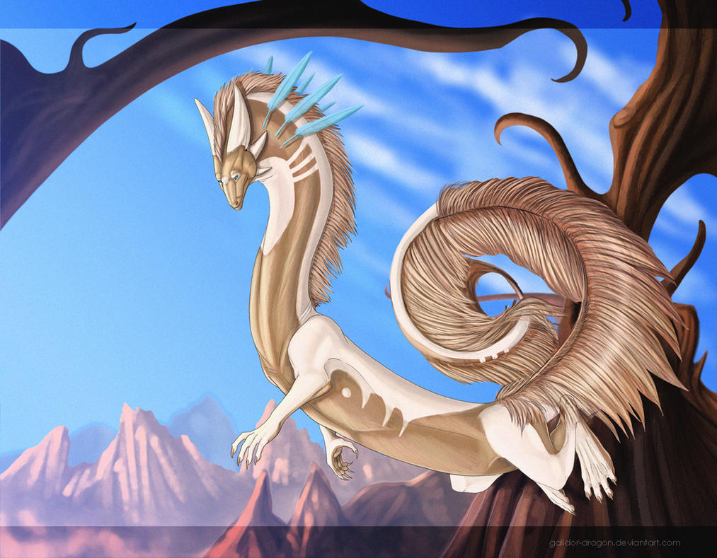 Blown Away by Galidor-Dragon