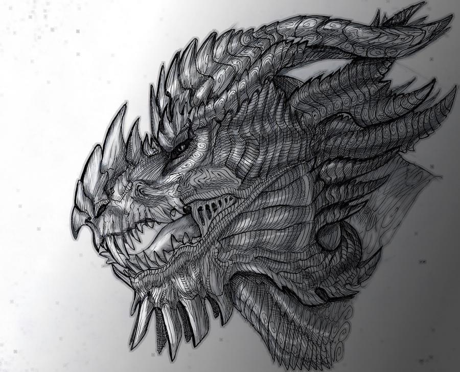 Shadowed by Galidor-Dragon