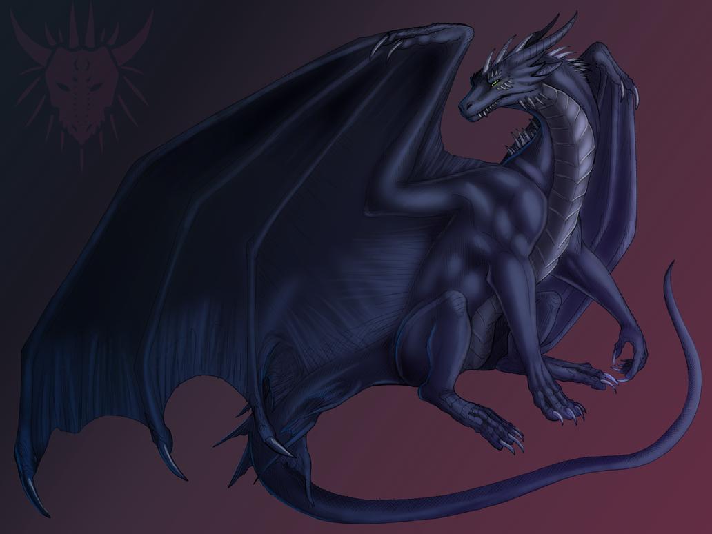 Great Shadow by Galidor-Dragon