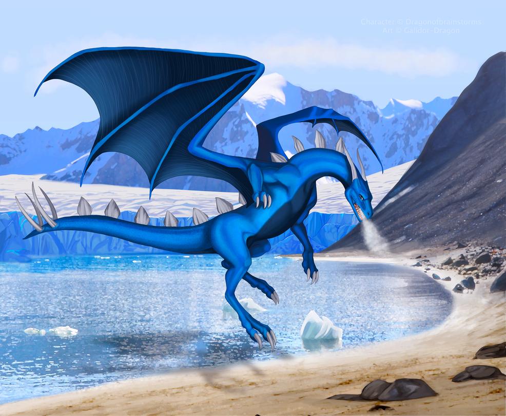 Winter's Call by Galidor-Dragon