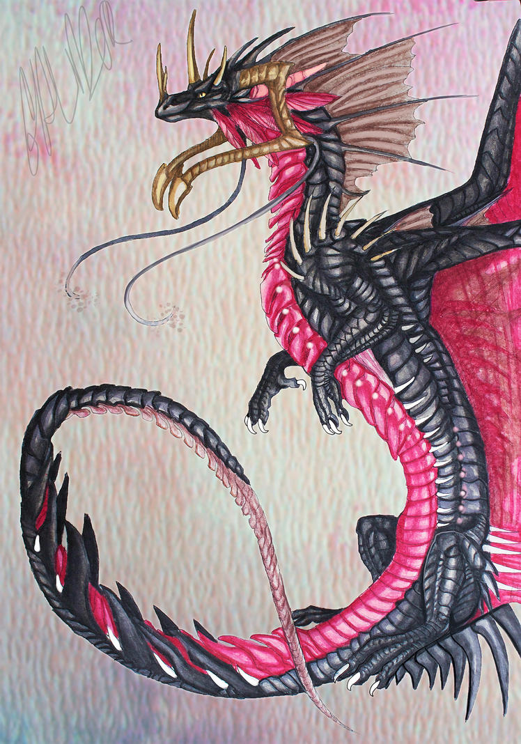 Nesarell by Galidor-Dragon