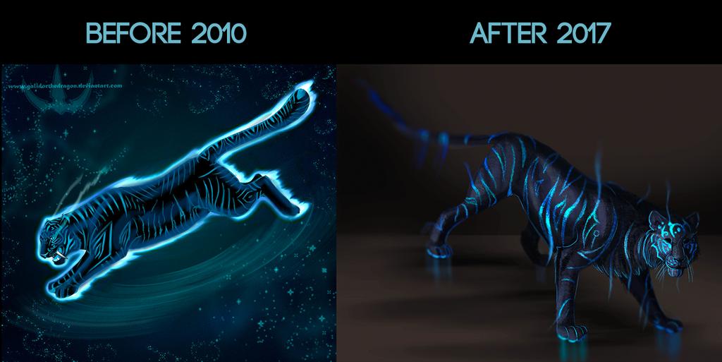 Art improvement! by Galidor-Dragon