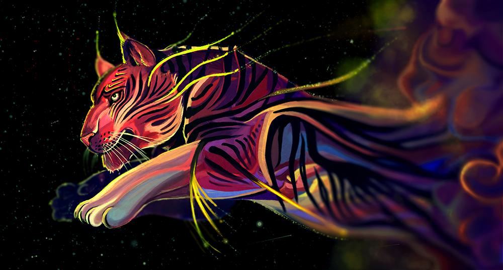 Technicolor Beat by Galidor-Dragon