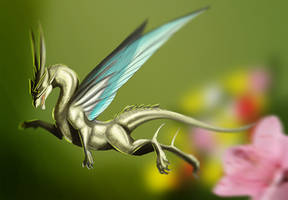 Fairy Dance by Galidor-Dragon