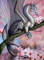 Mother Pearl by Galidor-Dragon
