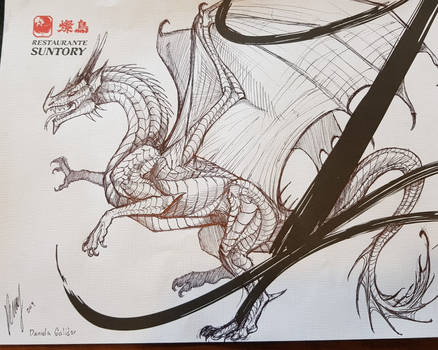 Suntory Dragon