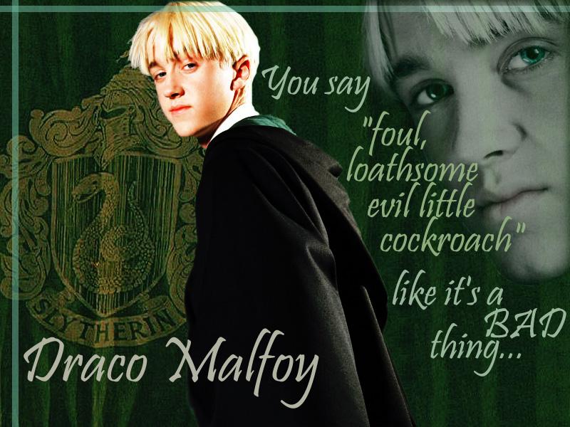 Draco Malfoy Wallpaper By Draco Malfoy Fans On Deviantart