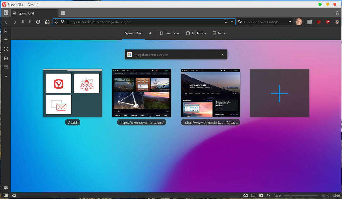 Vivaldi with Sierra for Win 10 this sagorpirb them