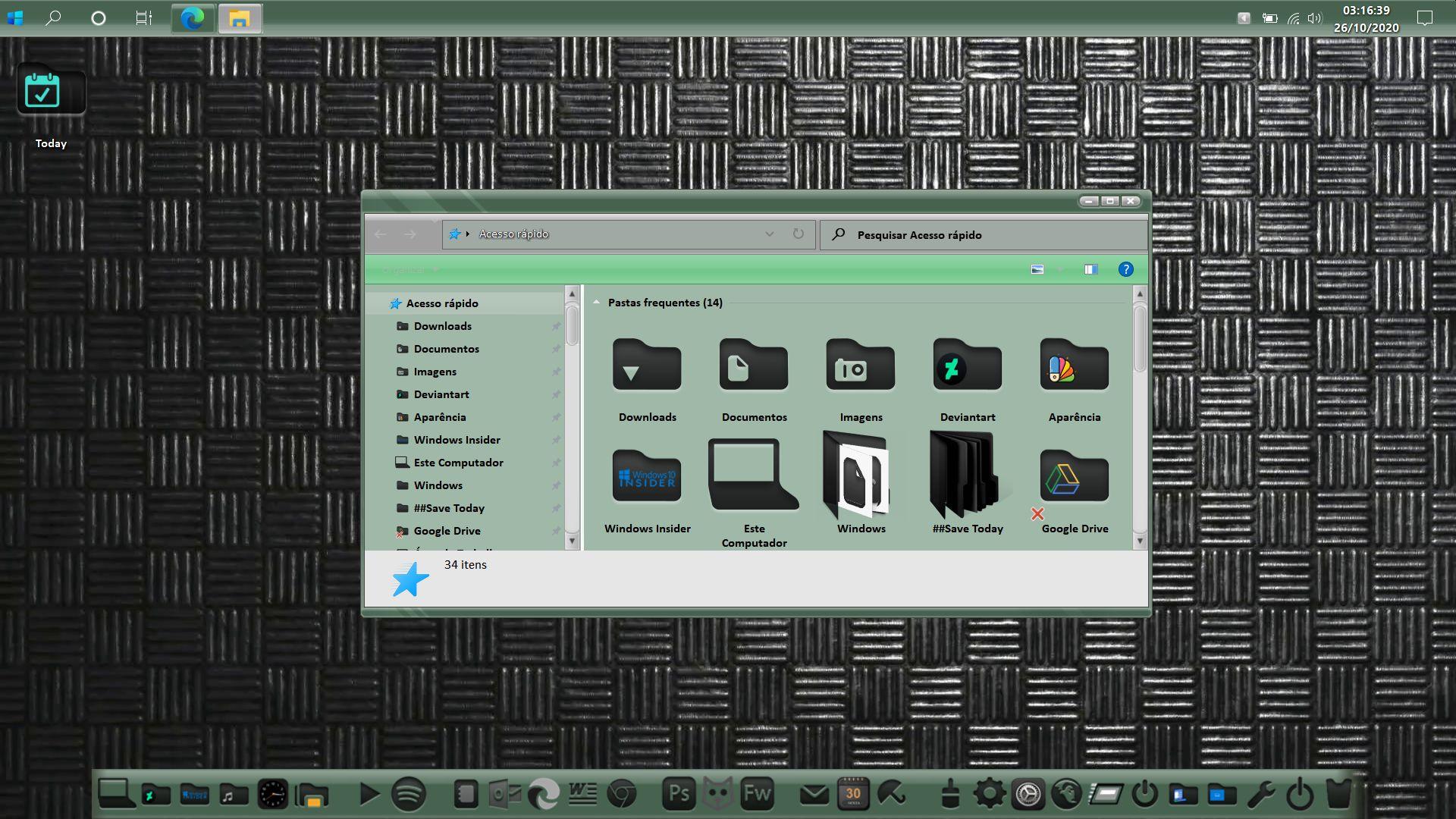 Desktop tonight - 20 10 26