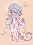 Pastel birb wingwoman [Open]
