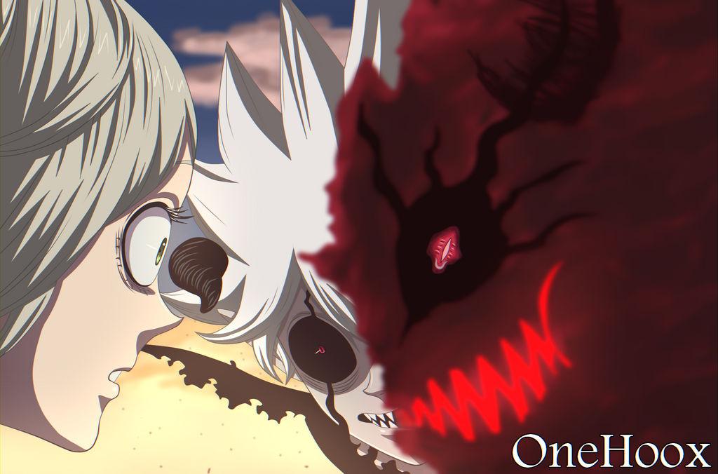 Black Clover 268 Lucifero Owns Liebe By Onehoox On Deviantart