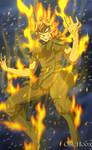 Black Clover 275-Mereoleona Fire Form