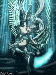 Black Clover-Spirit Dive Noelle by OneHoox
