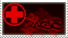 Medic RAGE RED by EddiesCouch