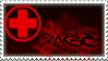 Medic RAGE RED by EddiesCouch