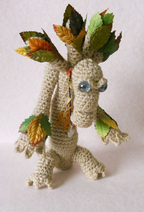 Druid Healer - Tree Form by missdolkapots