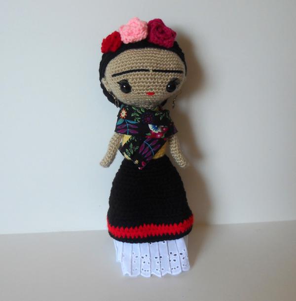 Frida Kahlo by missdolkapots