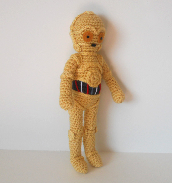 C-3PO by missdolkapots