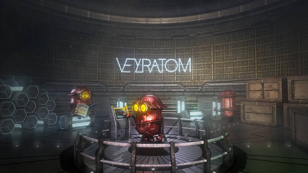 Cyber Minions base