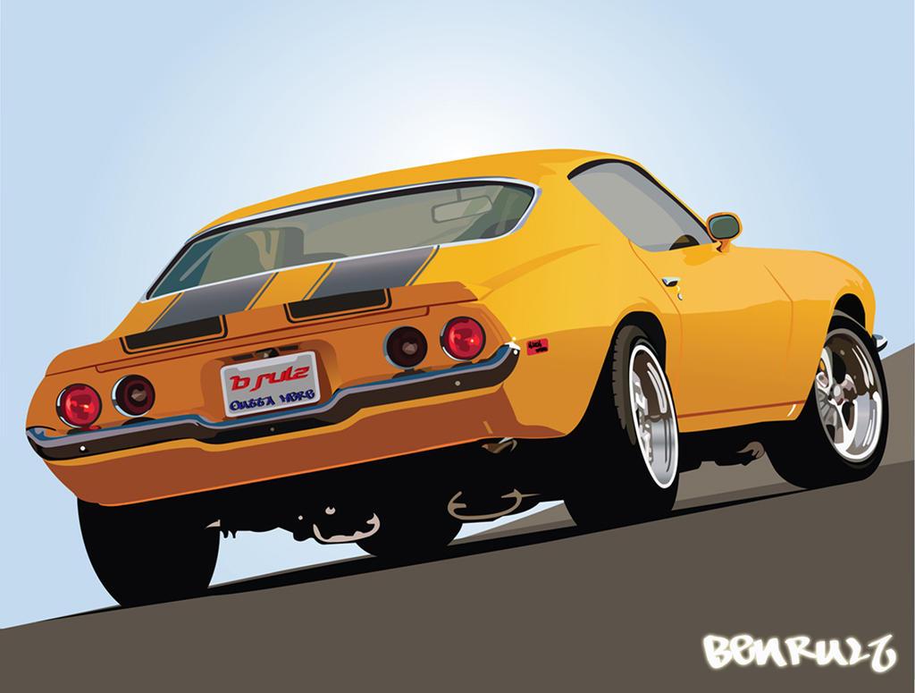 Classic 1970 Camaro...