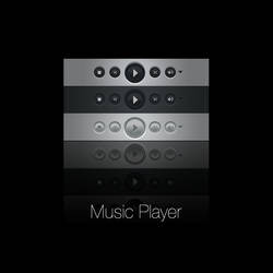 :interface: Music Player by benrulz