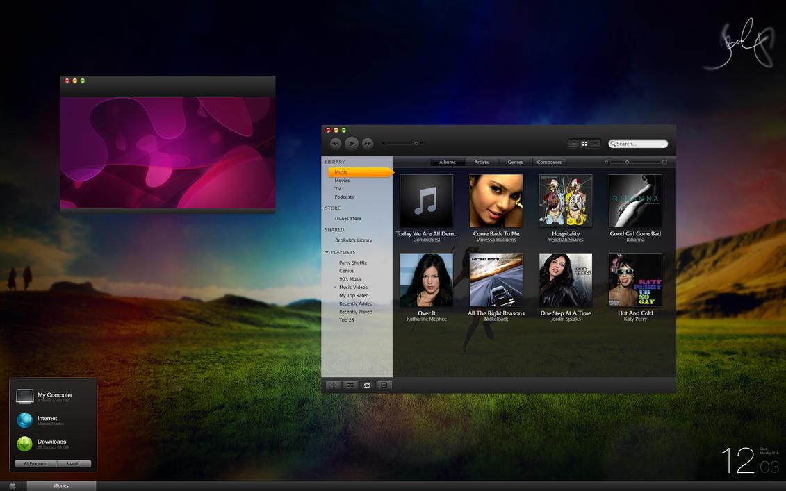 :interface: WinMac by benrulz