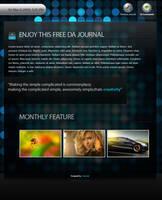 DA Journal Skin by benrulz