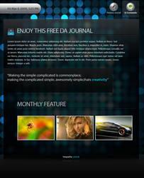 DA Journal Skin