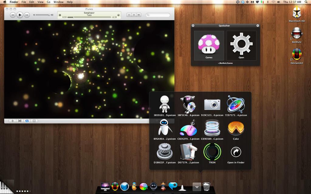 Desktop - October '09