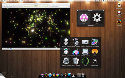 Desktop - October '09 by benrulz