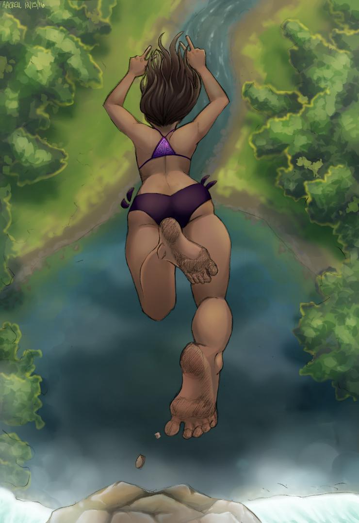 Adventurous Spirit by aacrell
