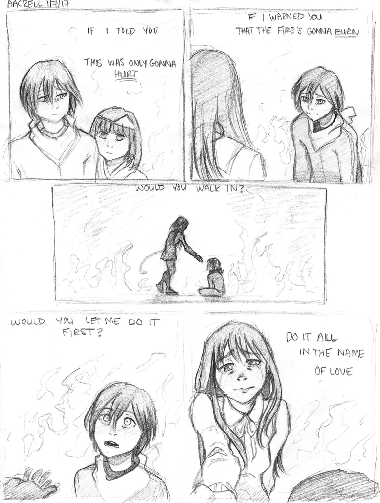 Yatori: In the Name of Love by aacrell