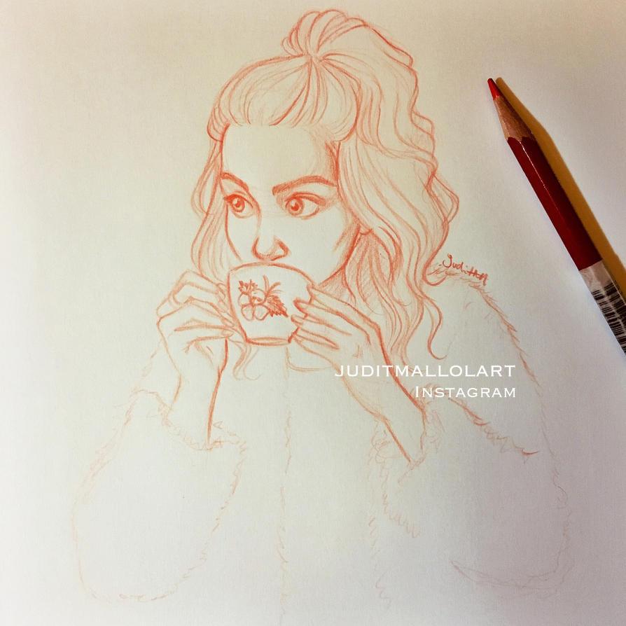 Sketch drawings from photos M: Wacom Inkling Digital Sketch Pen (MDP123)