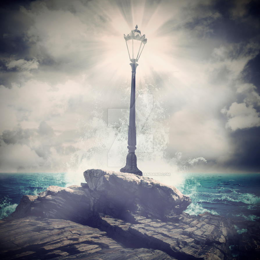 Ode to Solitude by Papillon-Noir-Art