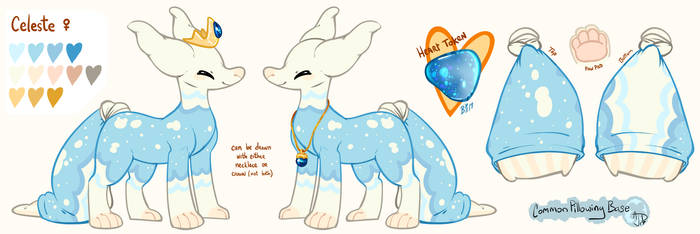 [Pillowing] Celeste REF by bloodorangepancakes