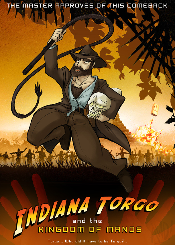 Indiana Torgo by AndrewDickman
