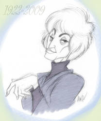 In Loving Memory - Bea Arthur by AndrewDickman
