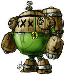Barrel Bot